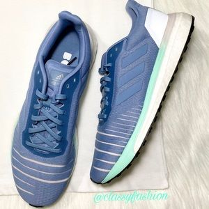 Adidas Boost Shoes Solar Drive Sneakers Pastel